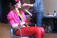 Maquillaje y estilismo de Angel Diez